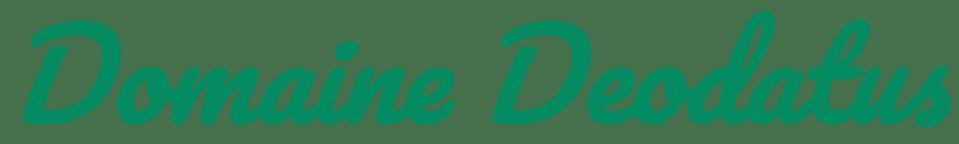 Titre Domaine Deodatus